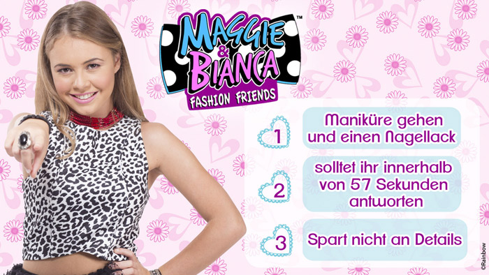Maggie es Dating-Tipps