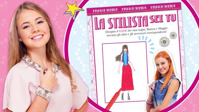 La Stilista Sei Tu Scaricabile Maggie Bianca Fashion Friends